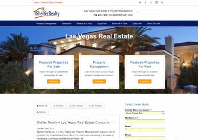Shelter Realty