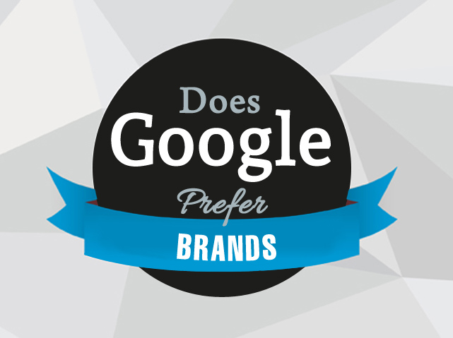 Does Branding affect Google ranking?