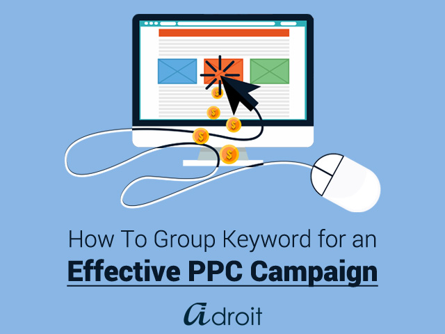 How to group Keywords for PPC?