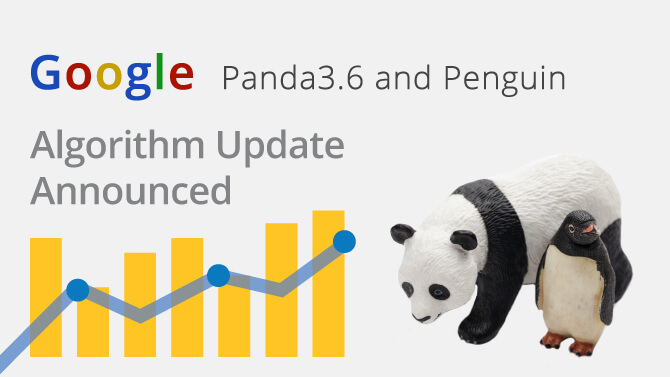 New Google Algorithm may impact your website rankings