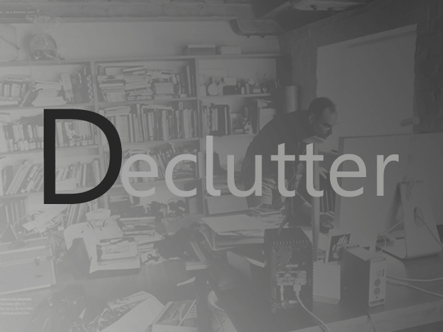 When nothing works in SEO, follow this – Declutter!