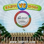 Rahul Modi Verdict 2014 – Android Game launched by iAdroit