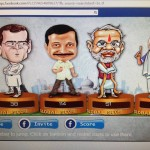 Verdict 2014: Facebook game launch celebrating 2014 Lok Sabha elections