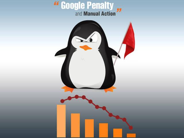 Google Penalty – Algorithmic Penalty & Manual Action
