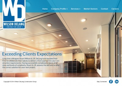 Wilson DeLang Construction Group