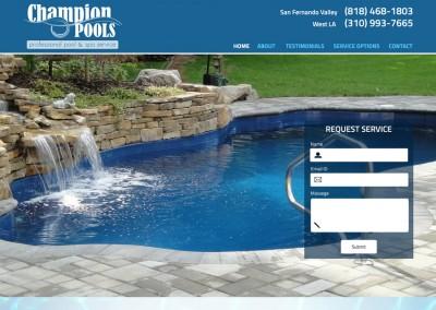 Go Champion Pool