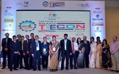 TiECon Kolkata 2015, Fostering Entrepreneurship Globally, yet again!