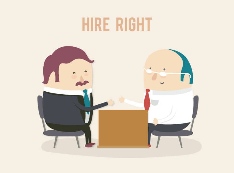 The kind of employees that companies don't want to hire