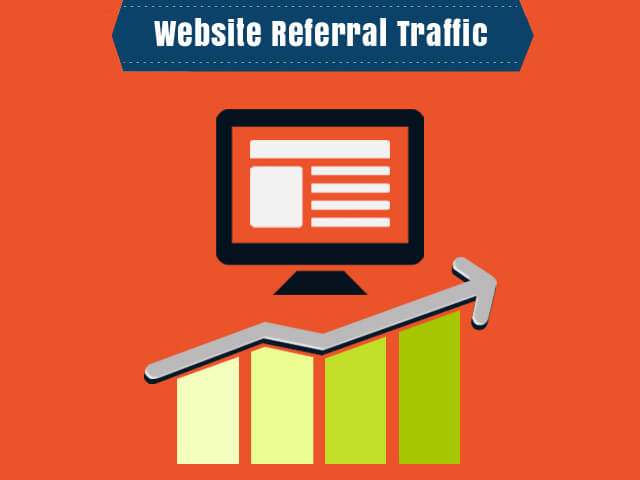 Referral Traffic is a significant traffic source