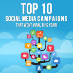 Top 10 social media campaigns that went viral this year!