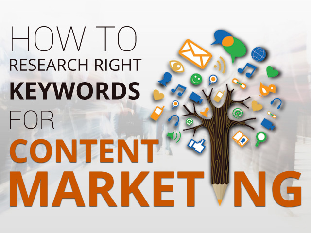 How to research keyword for content marketing in 2016